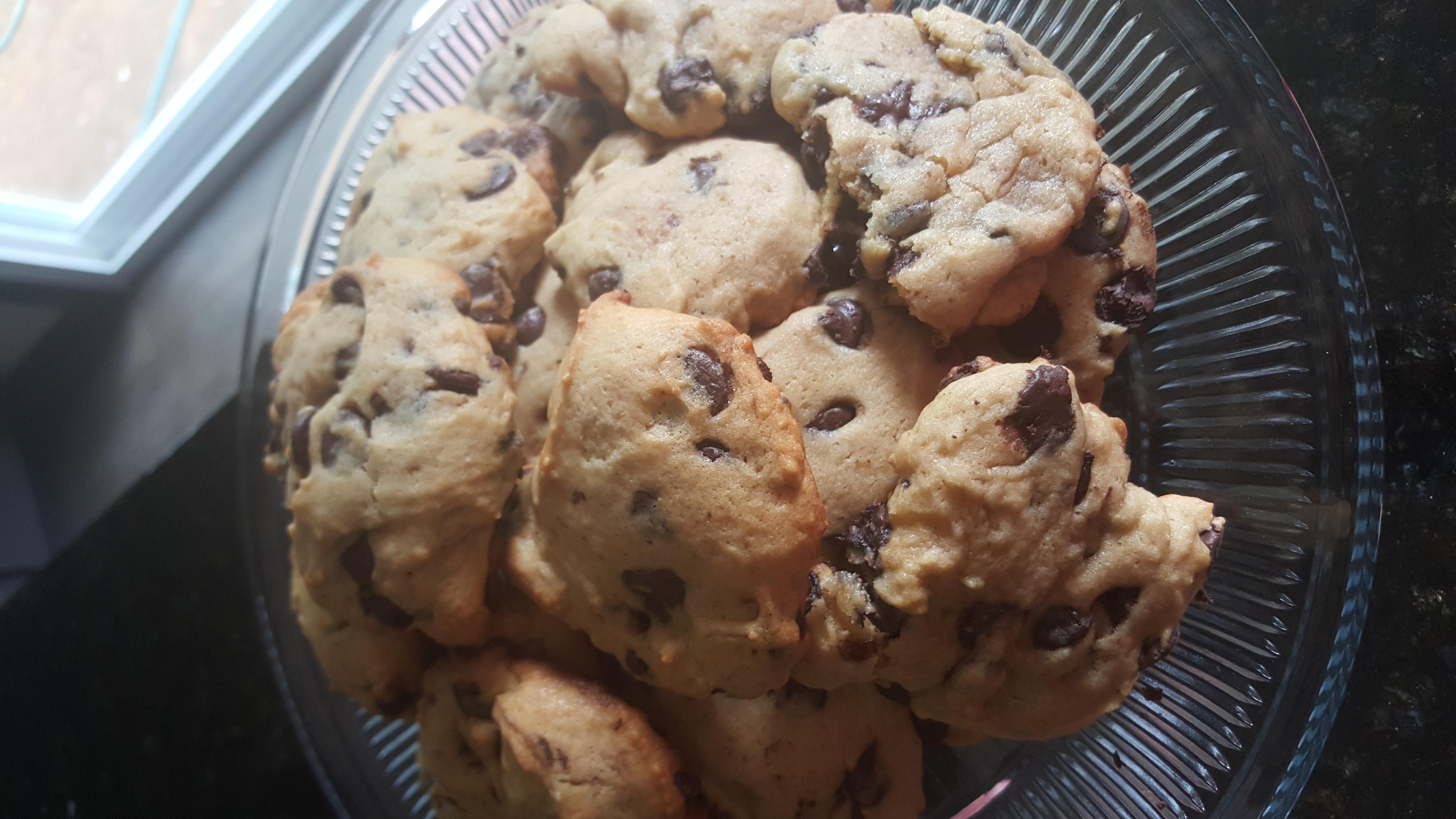 Best Ever Chocolate Chip Cookies II Angelia