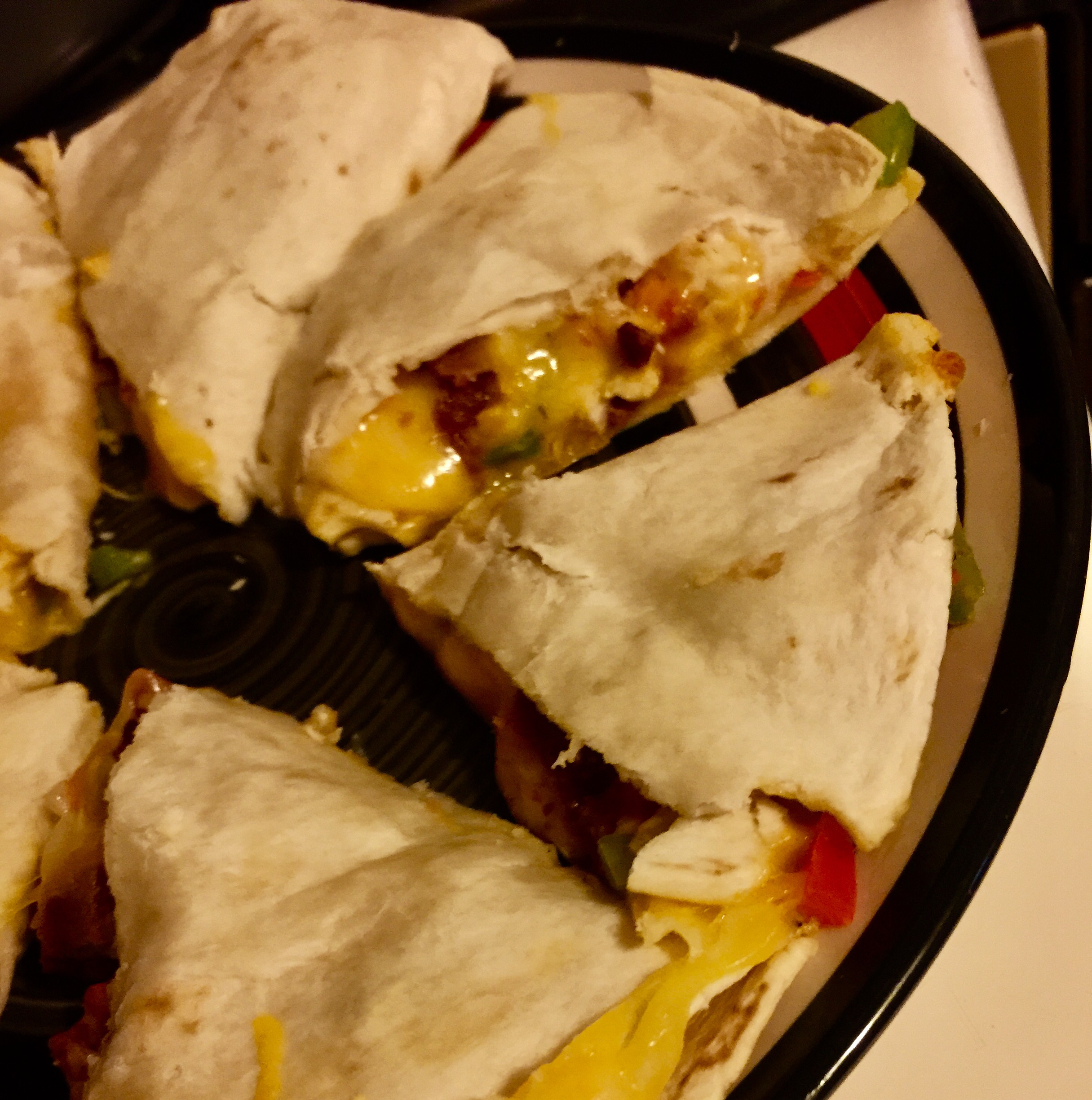 Chicken Quesadillas Rachael Bruce