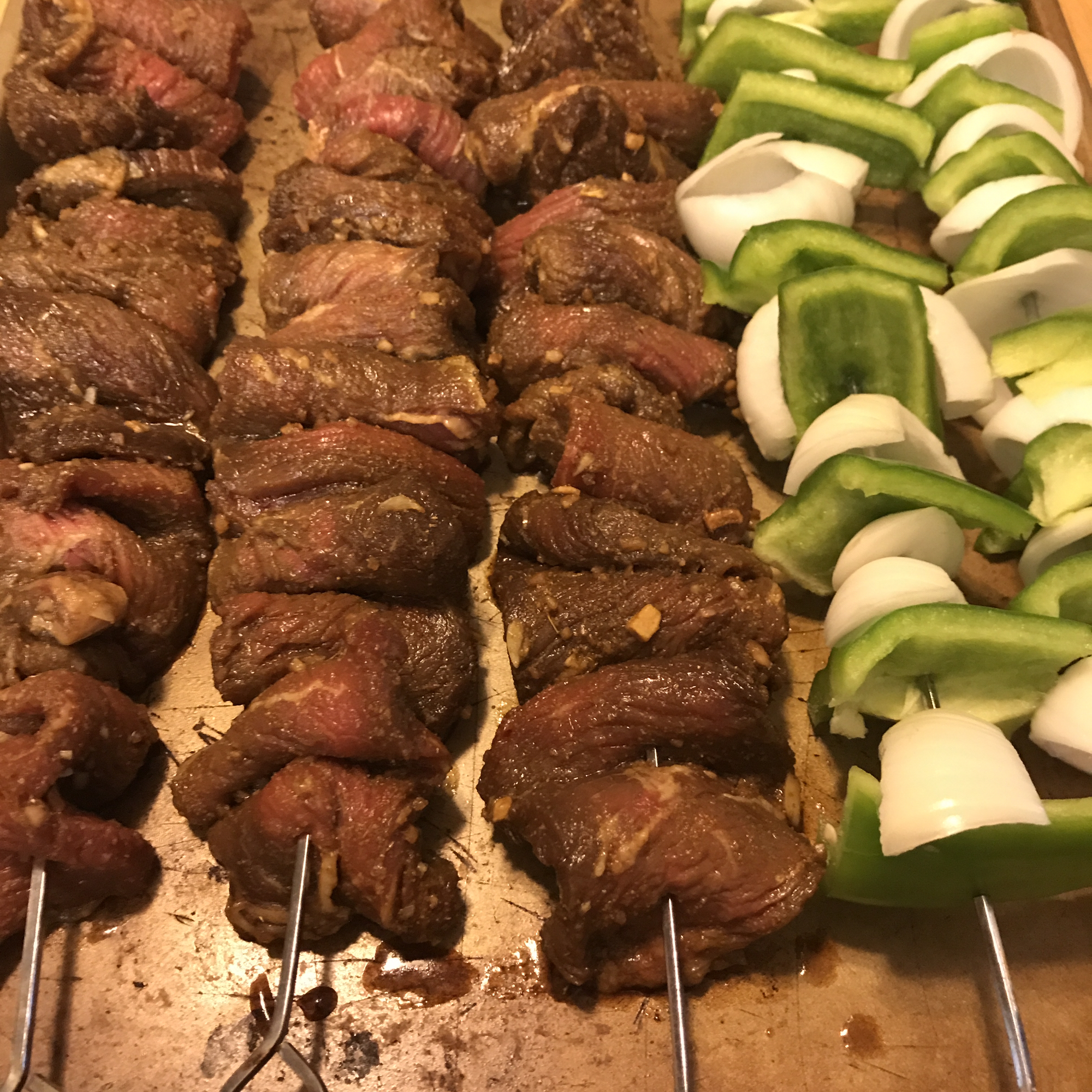 How to Make Beef Satay