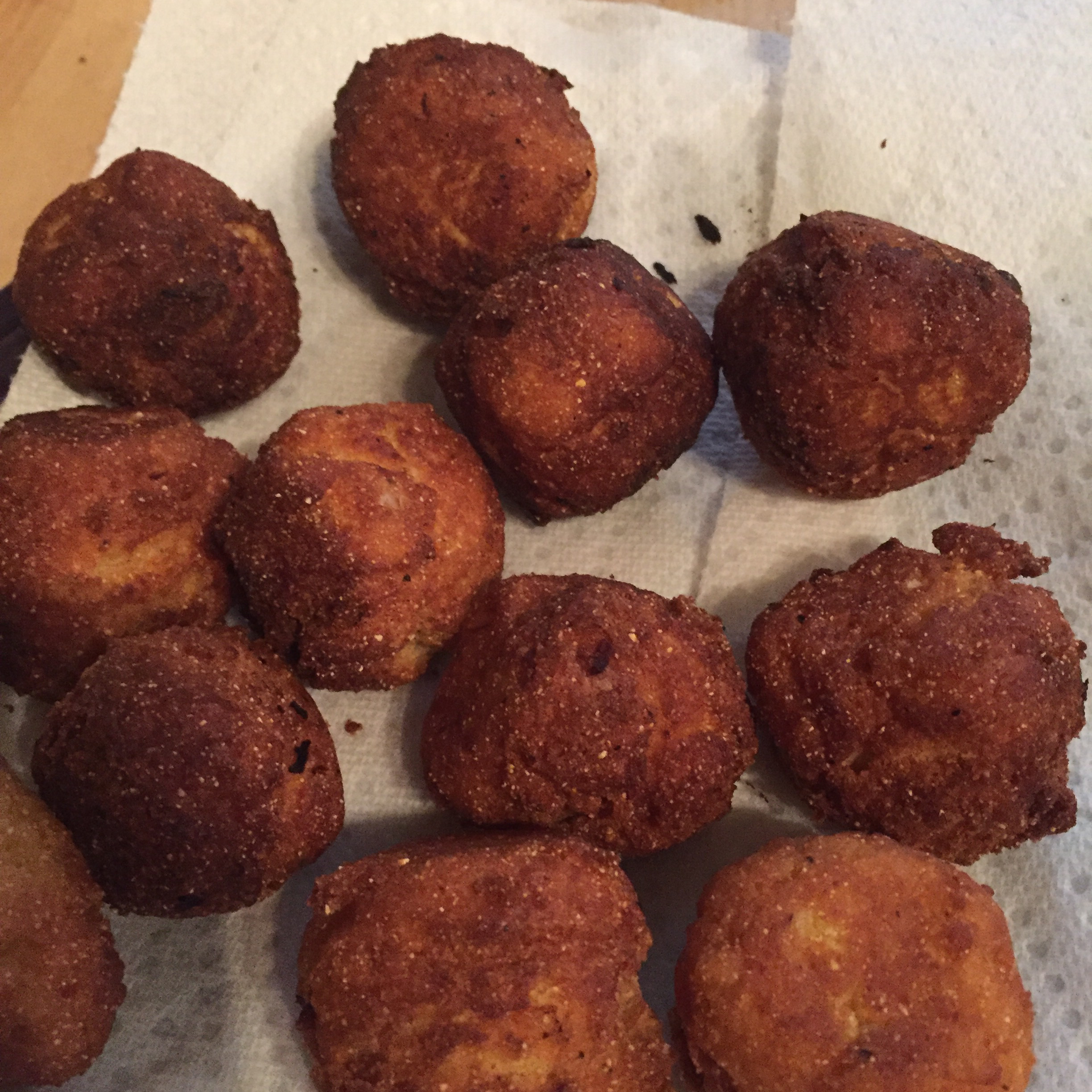 Simple Hush Puppies