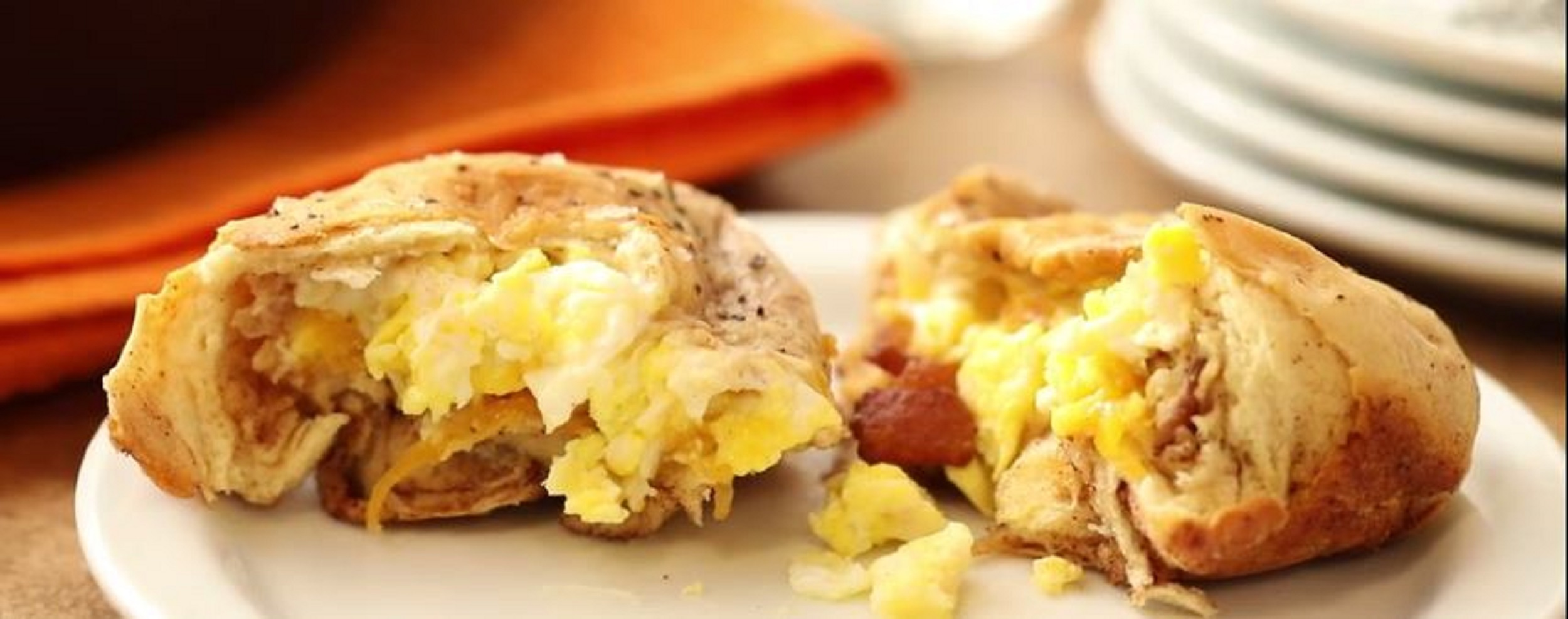 Bacon, Egg, and Cheese Breakfast Bombs