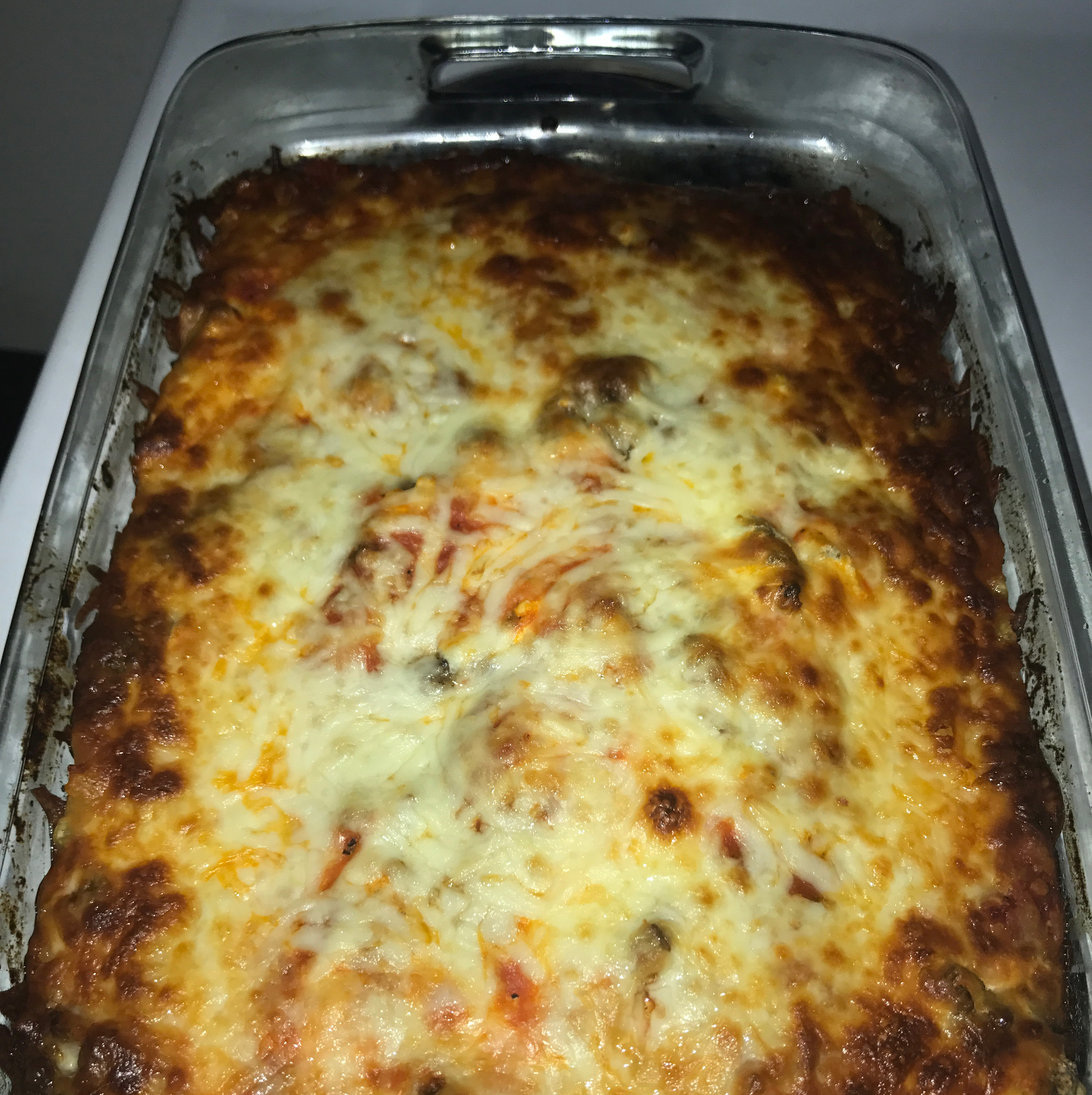 Classic and Simple Meat Lasagna Dangelo Washington