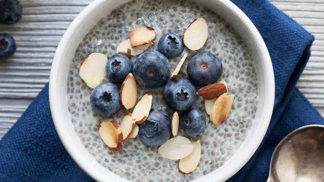 Blueberry Almond Chia Pudding Allrecipes Trusted Brands
