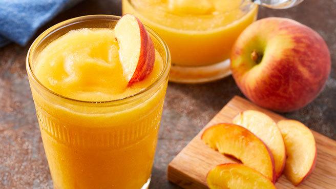 Frozen Peach Margaritas Trusted Brands