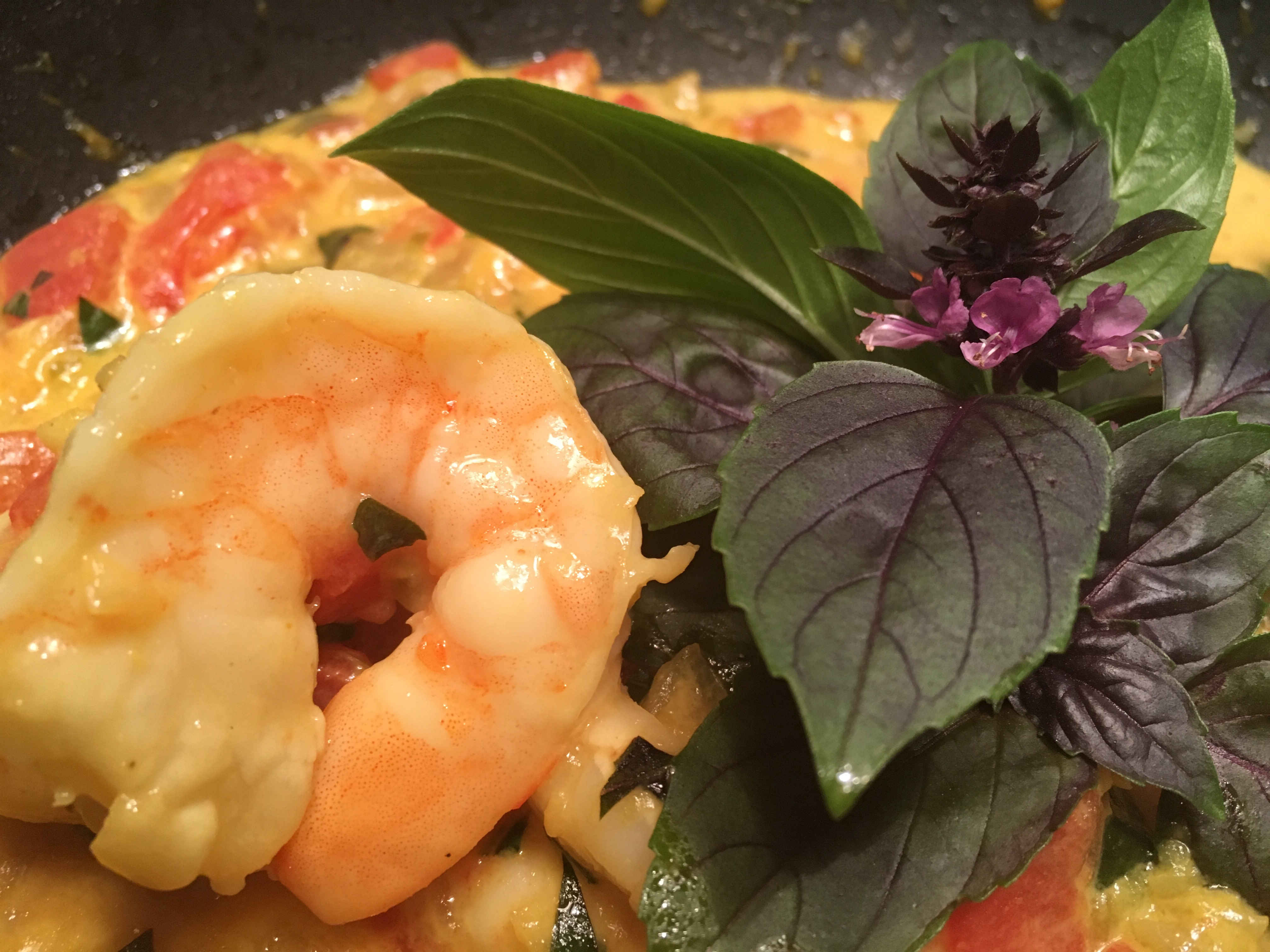 Thai Style Shrimp Colleen Moir