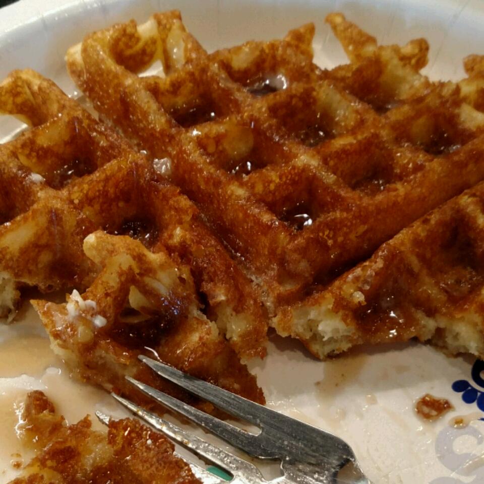 Buttermilk Prairie Waffles Rachel