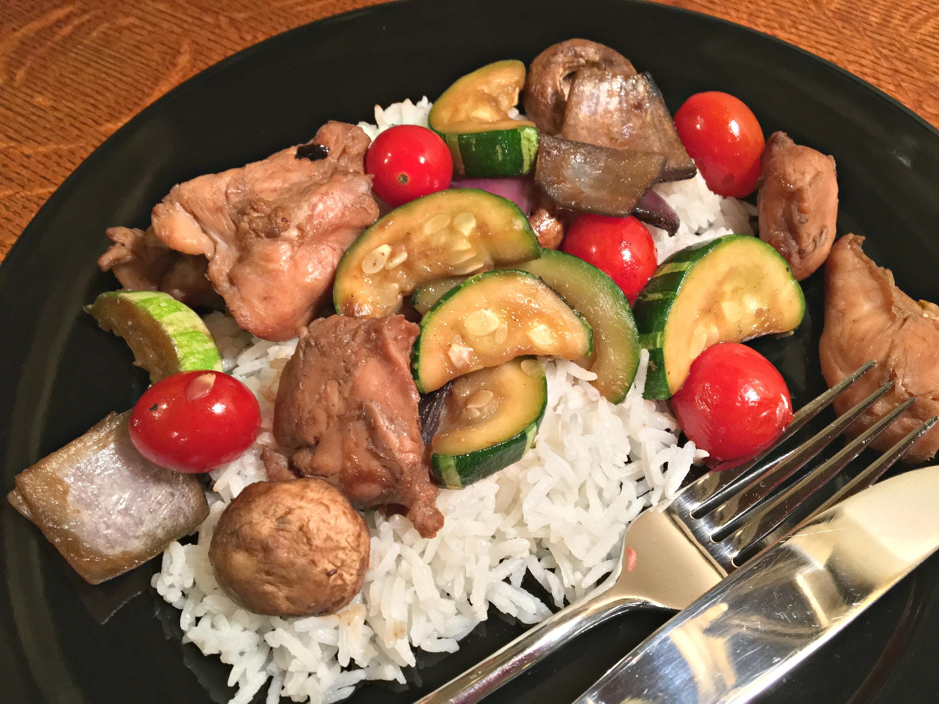 Grilled Chicken Kabobs Staci