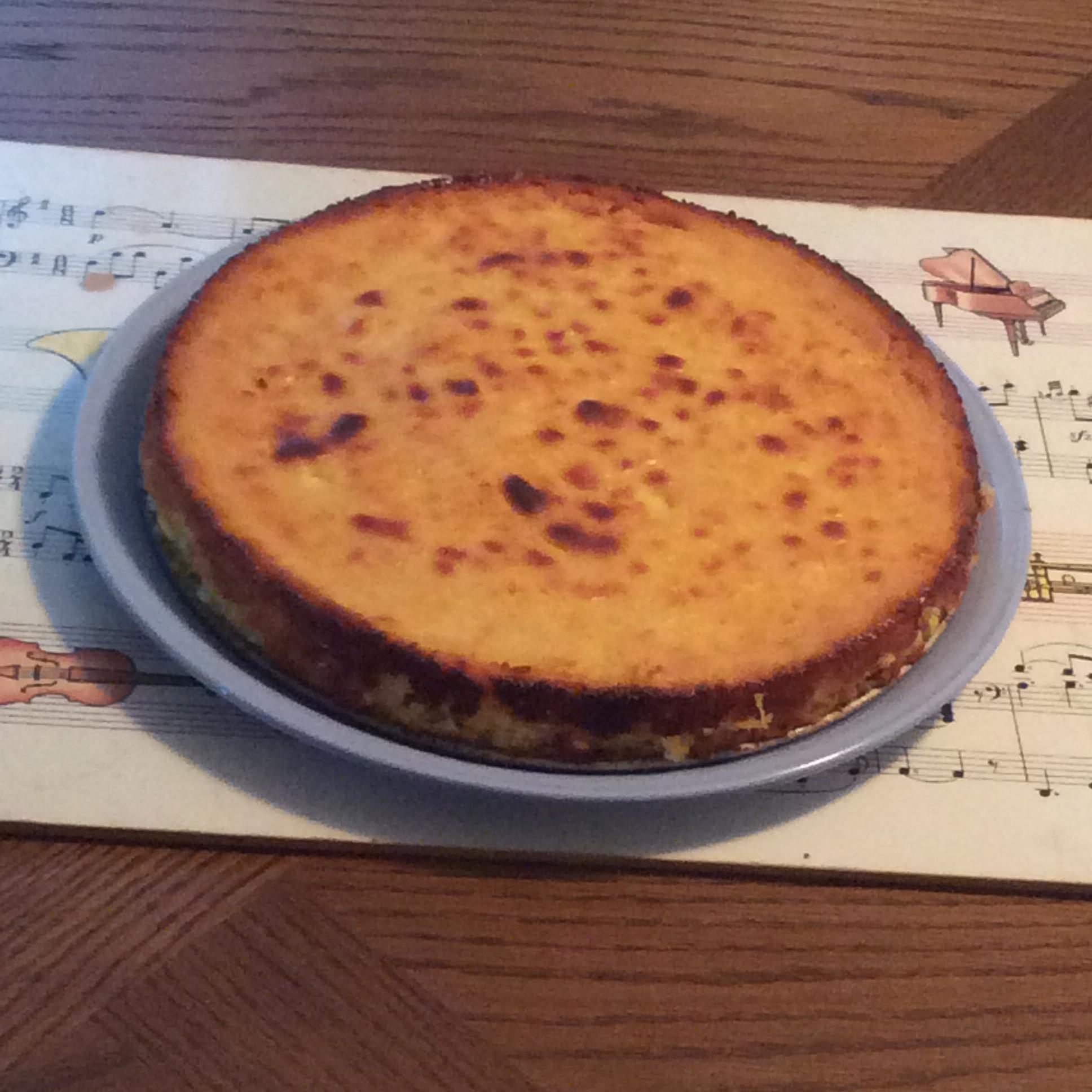 Italian Cheesecake Richaje