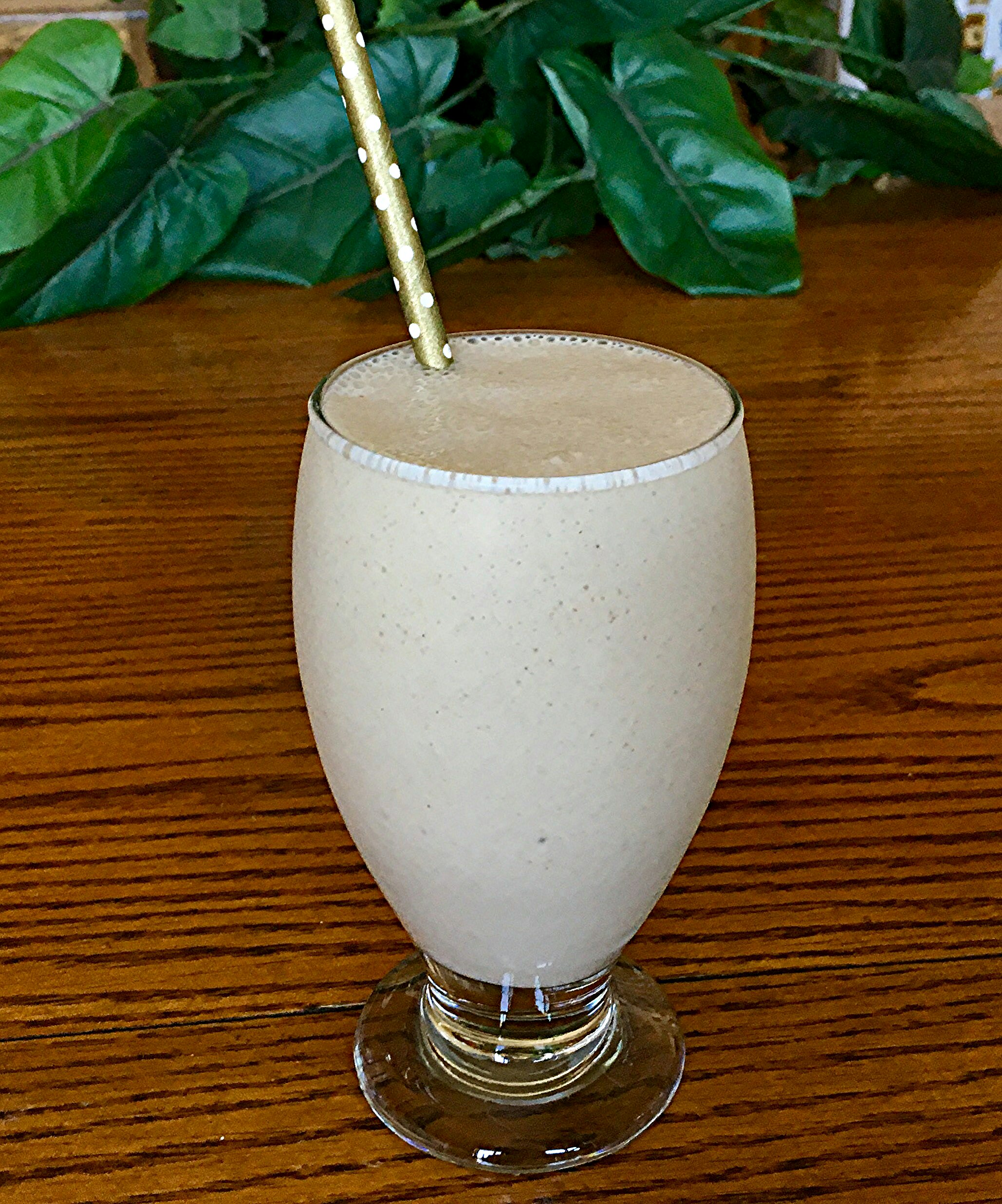 Banana Oatmeal Smoothie Yoly
