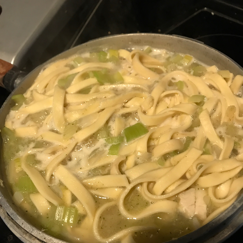 Chicken Noodle Soup II Ivy Hatch Carpenter
