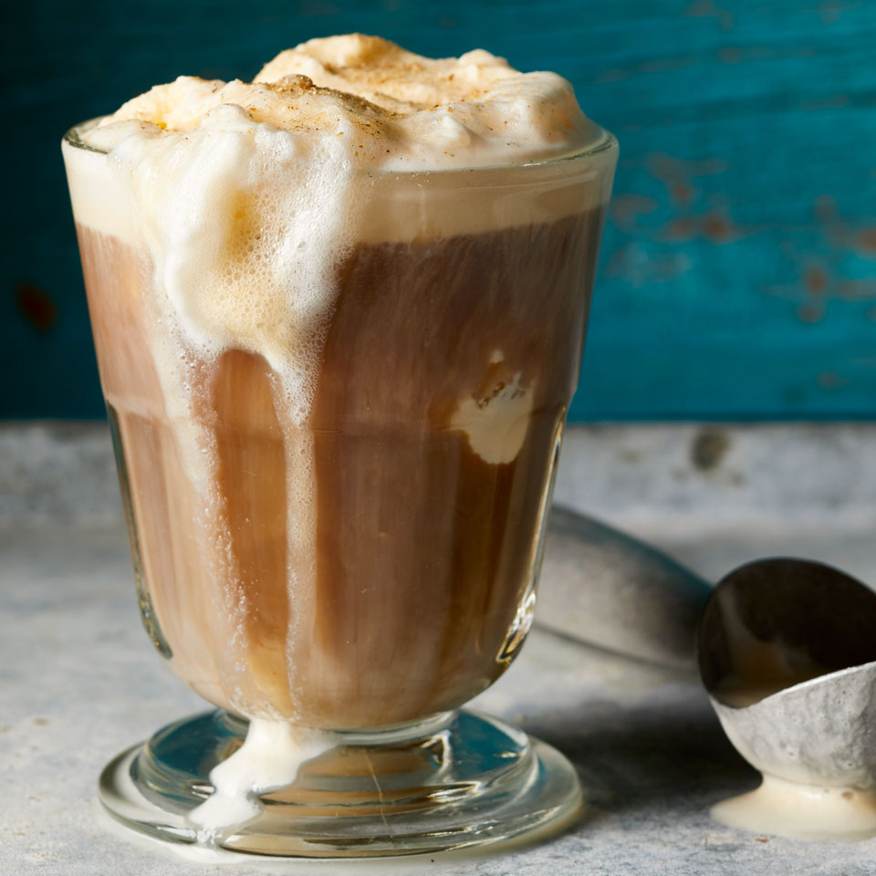 Turkish Coffee Float Carolyn Malcoun
