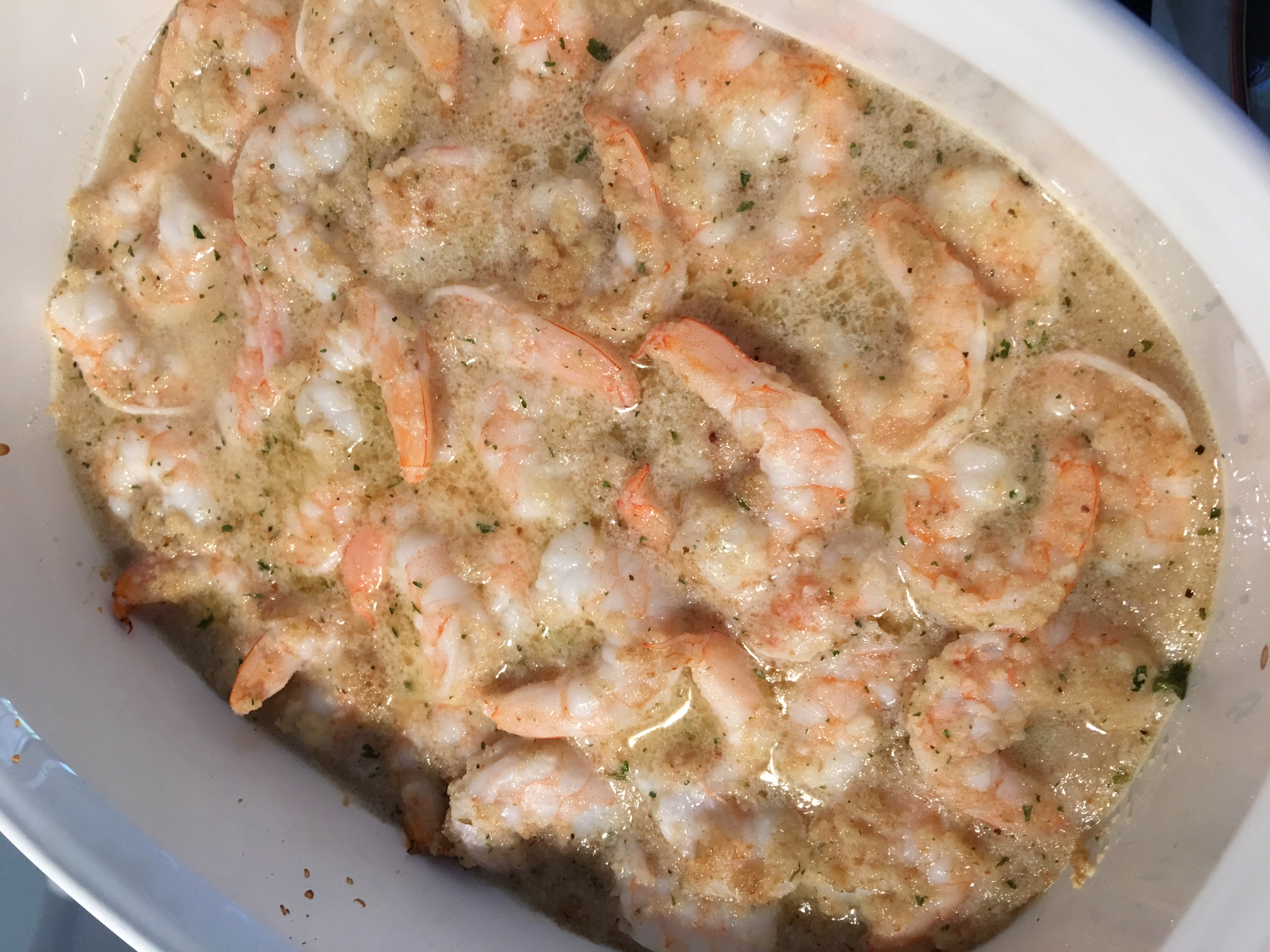 Quick and Easy Shrimp Scampi Ree