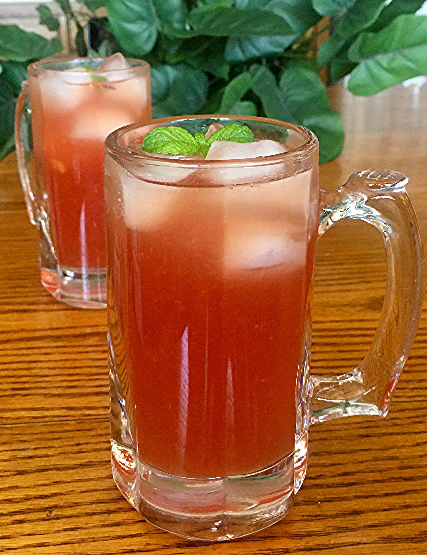Mint Julep Iced Tea Yoly