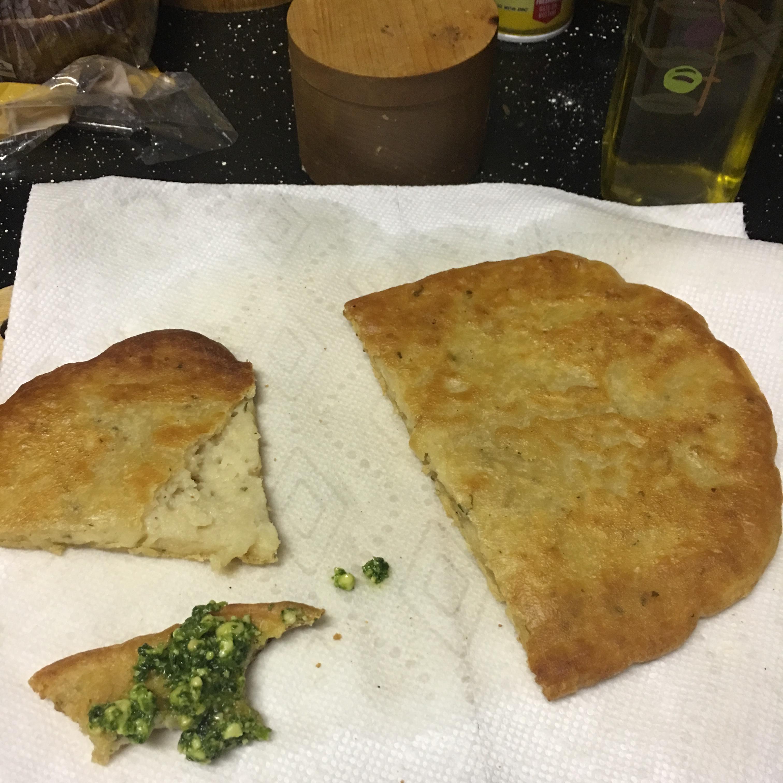 Spelt Flat Bread Apdetroit