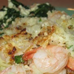 Easy Shrimp Scampi Diane Boggs Colbert