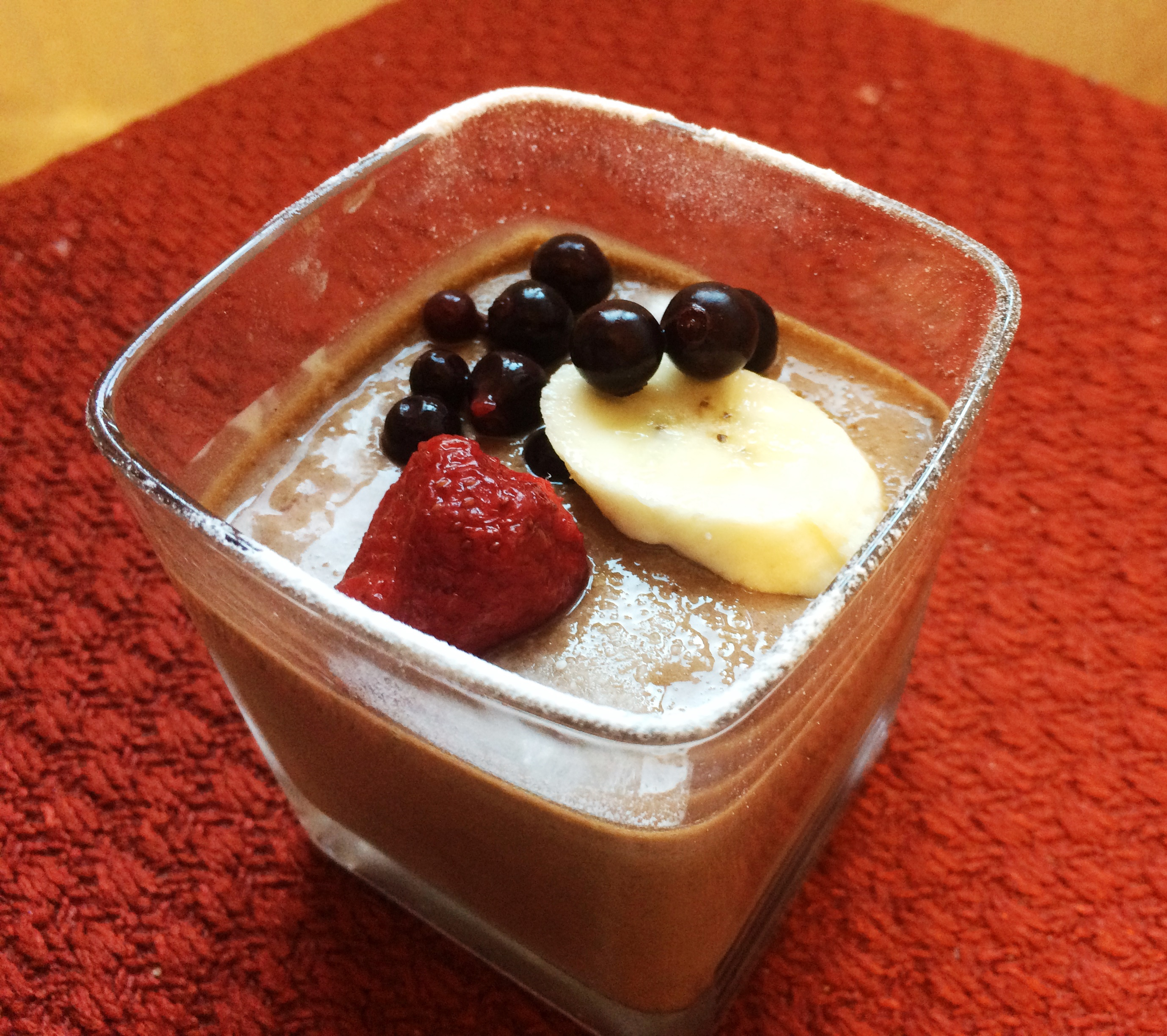 Creamiest Chocolate Mousse
