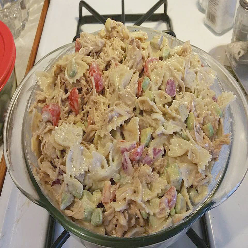 Best Chicken Pasta Salad DPW