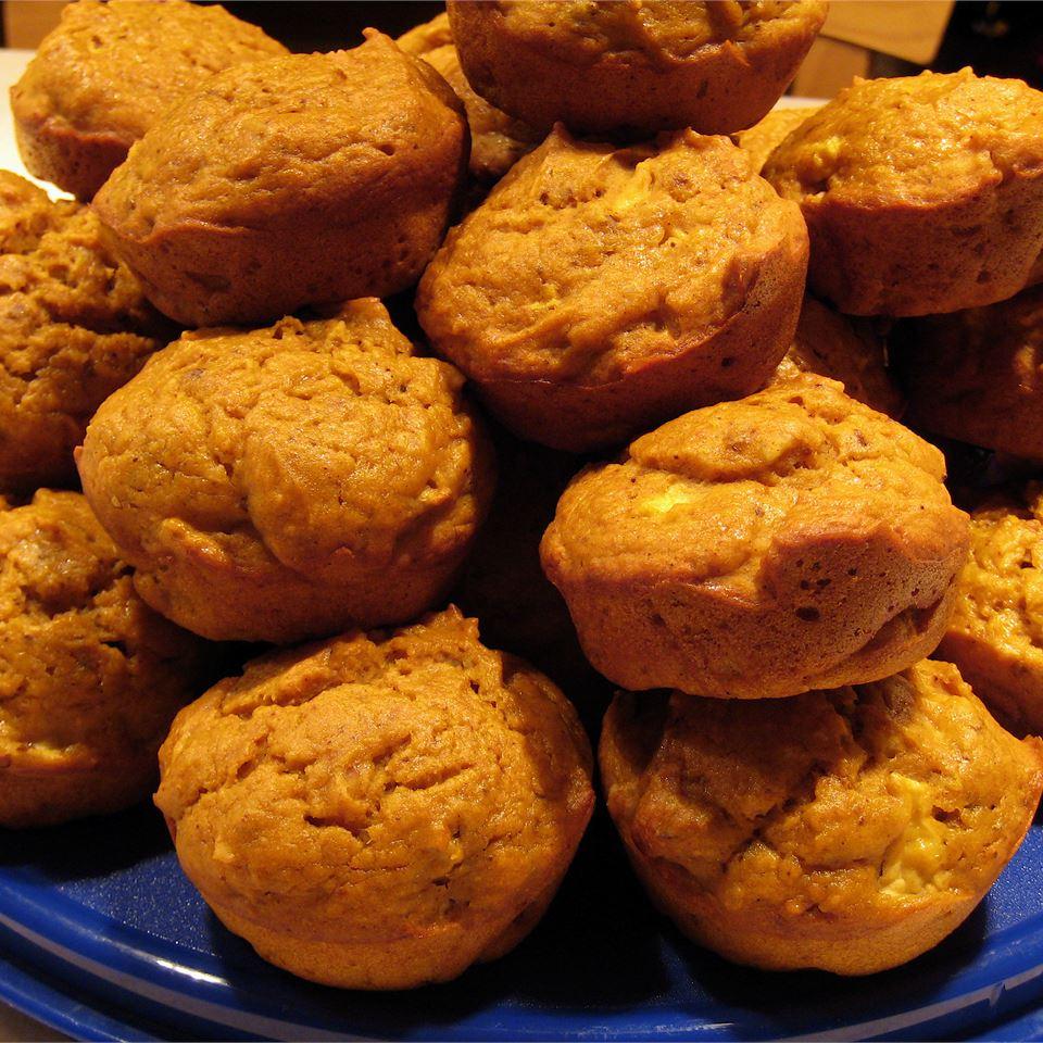 Addictive Pumpkin Muffins ilamya
