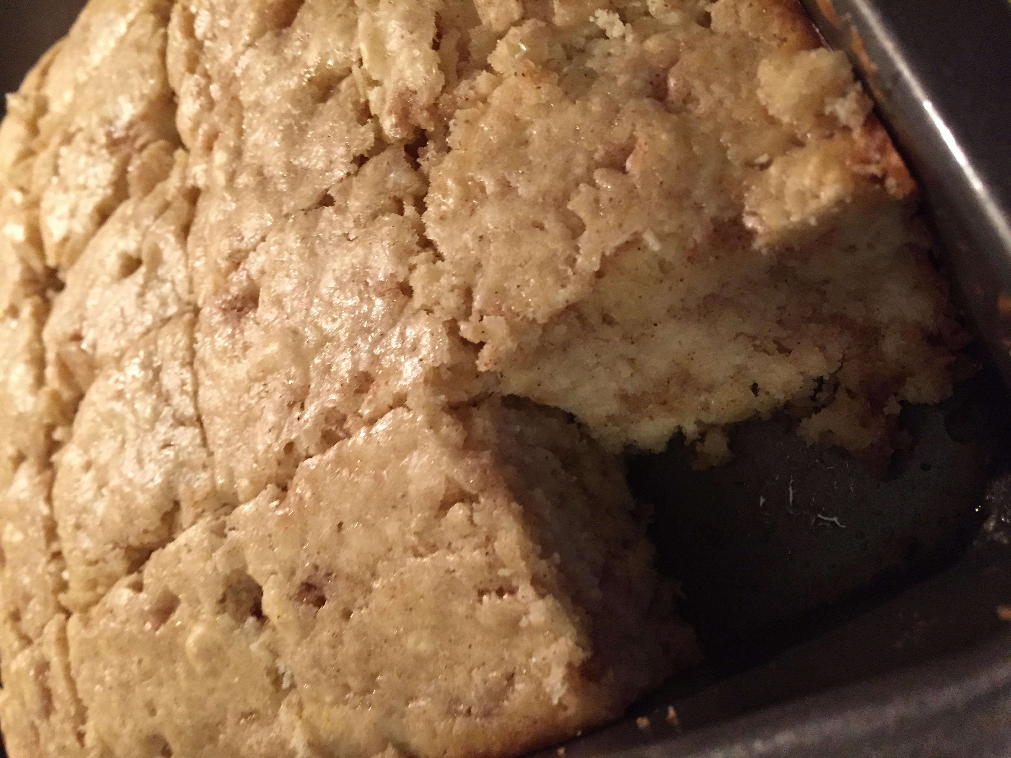 Aunt Anne's Coffee Cake