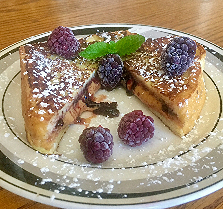PBJ French Toast Yoly