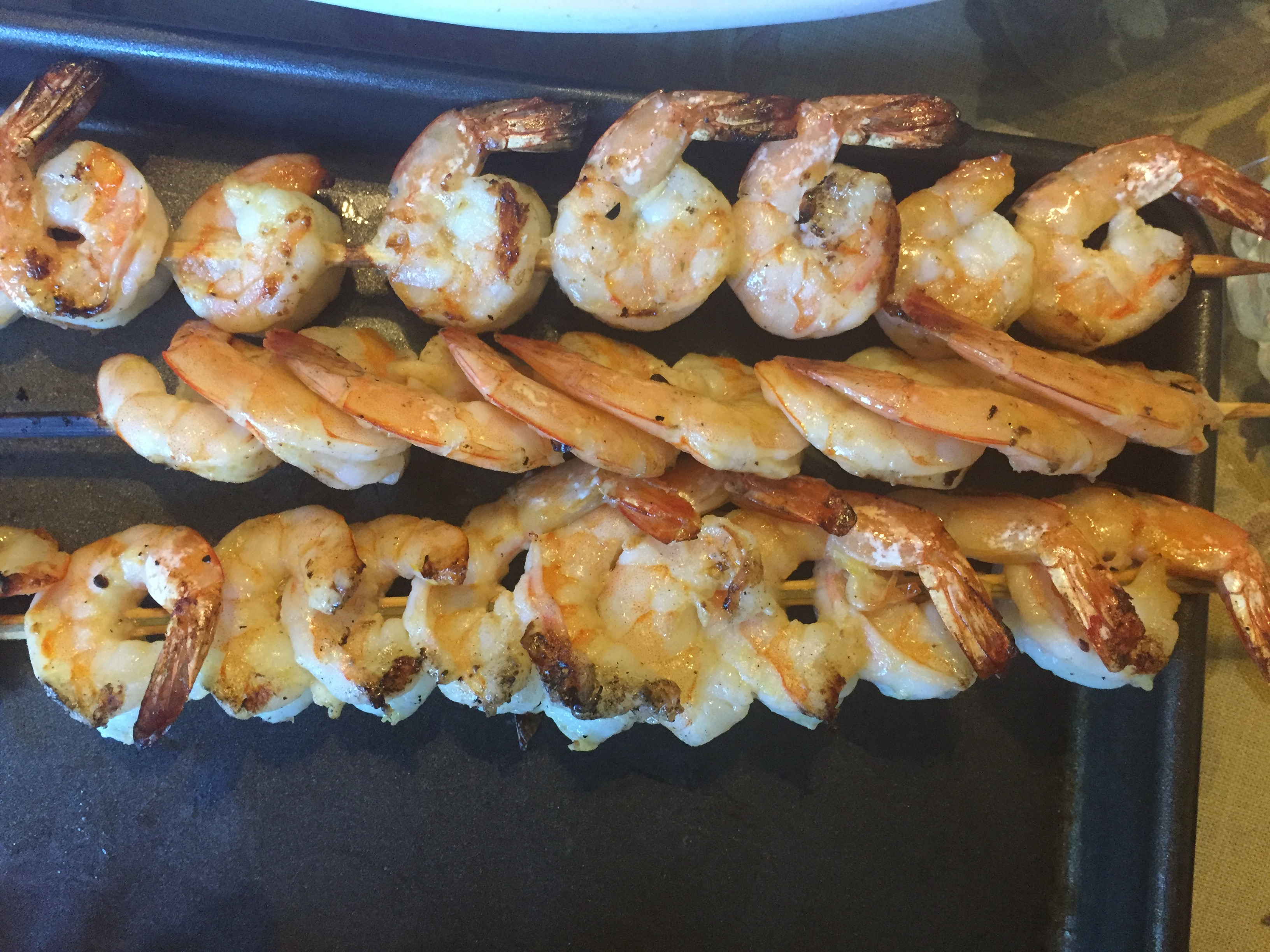 Grilled Tequila-Lime Shrimp tcasa