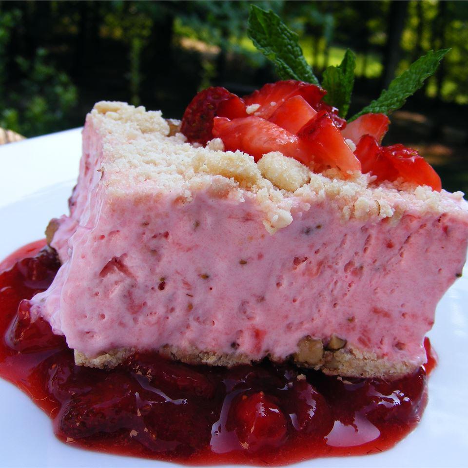 Strawberry Chantilly