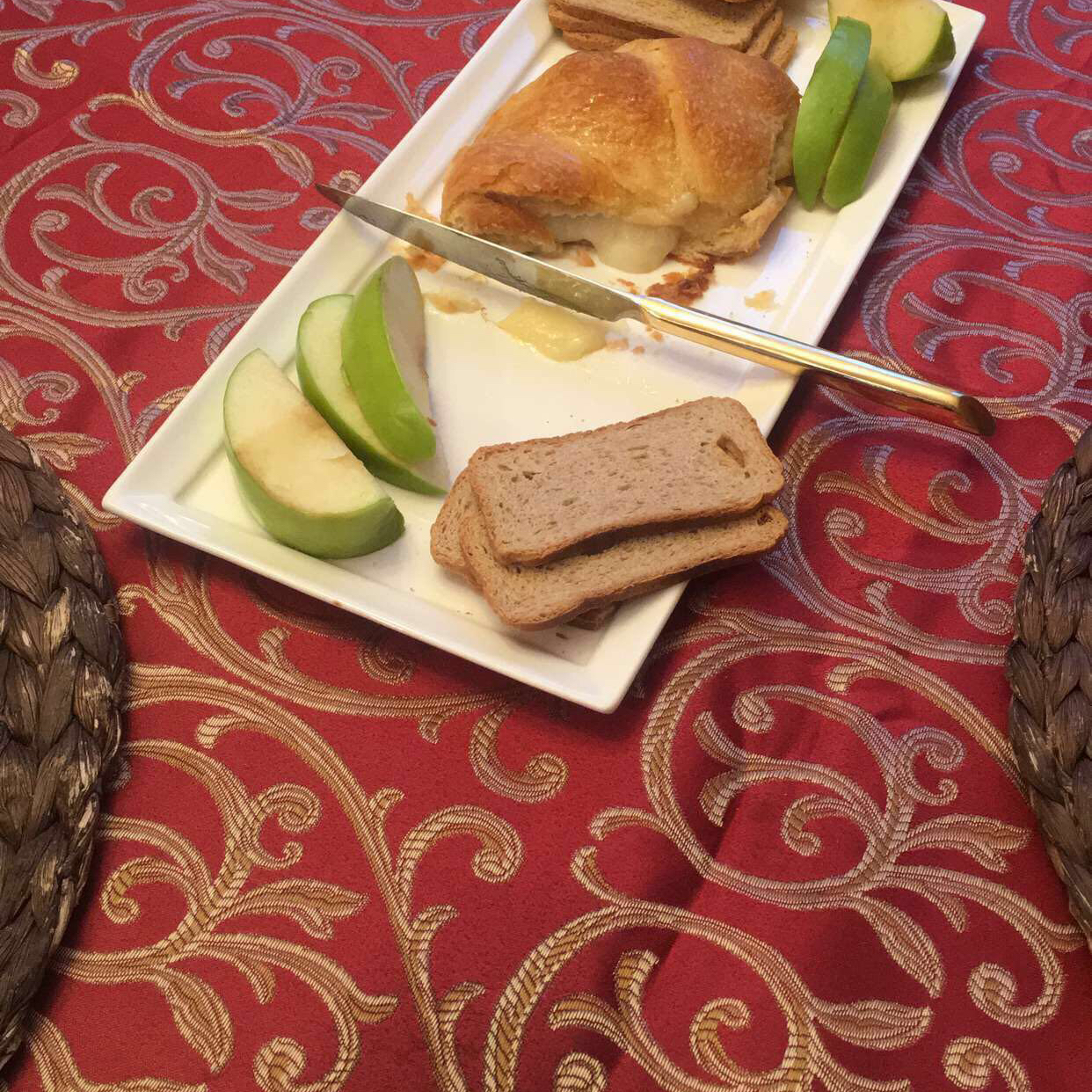 Honey Brie Spread amberlin