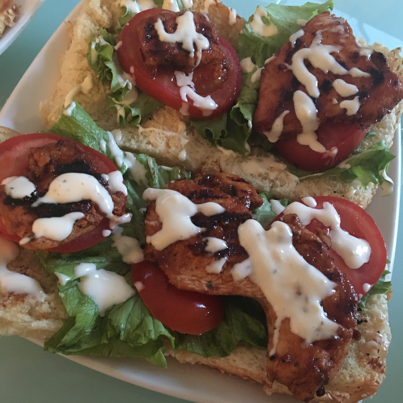 Spicy Buffalo Chicken Sandwich