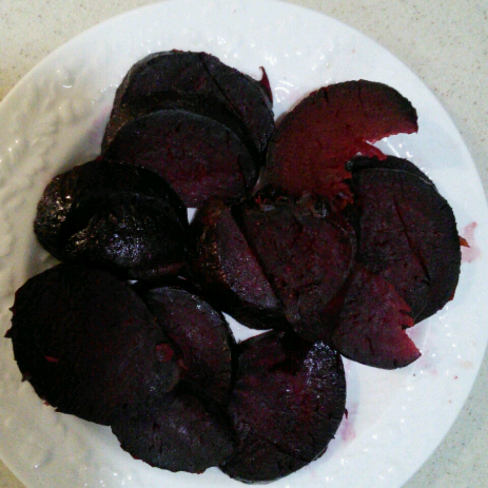 Beets on the Grill