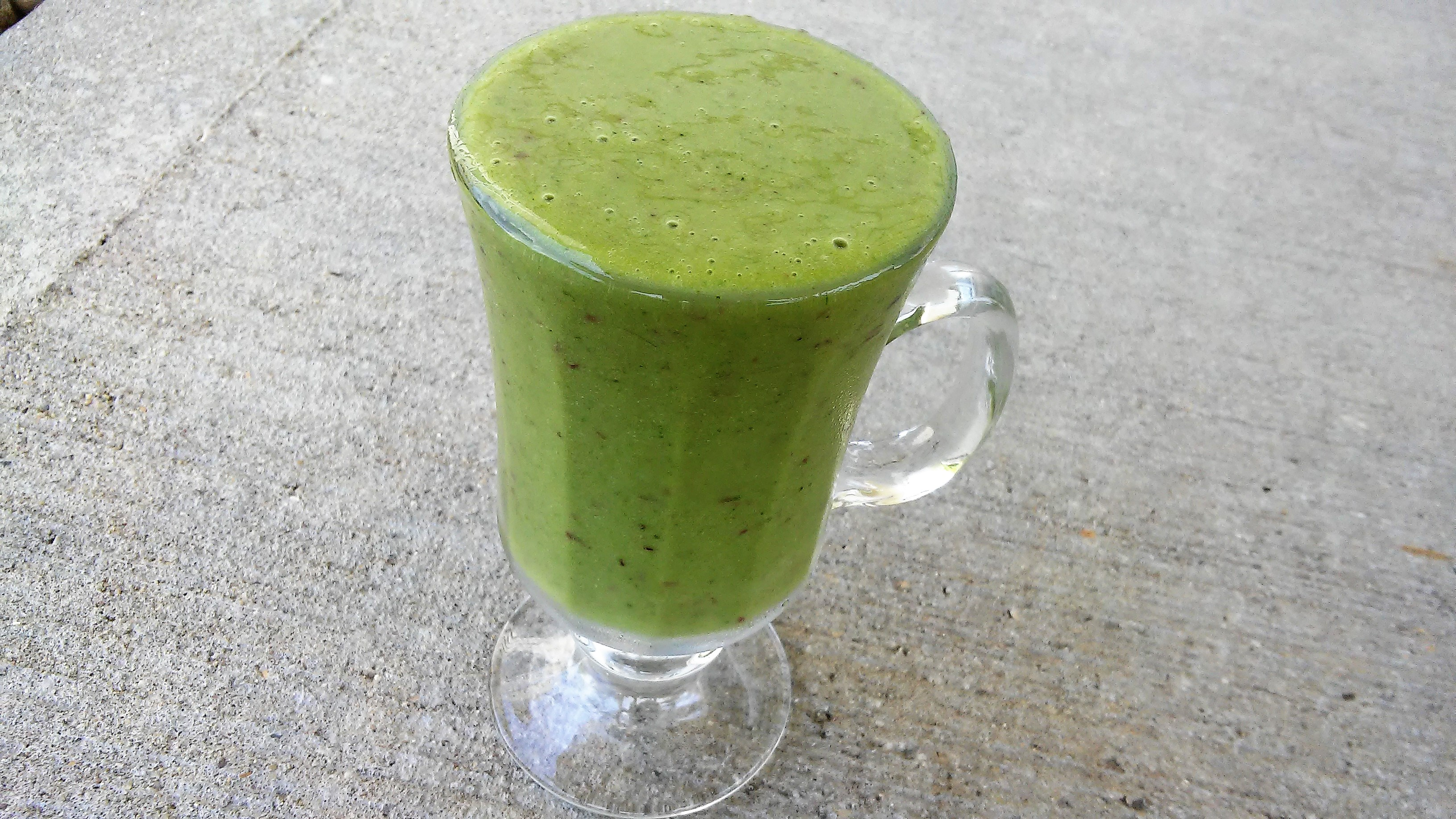 Groovy Green Smoothie Tammy Lynn