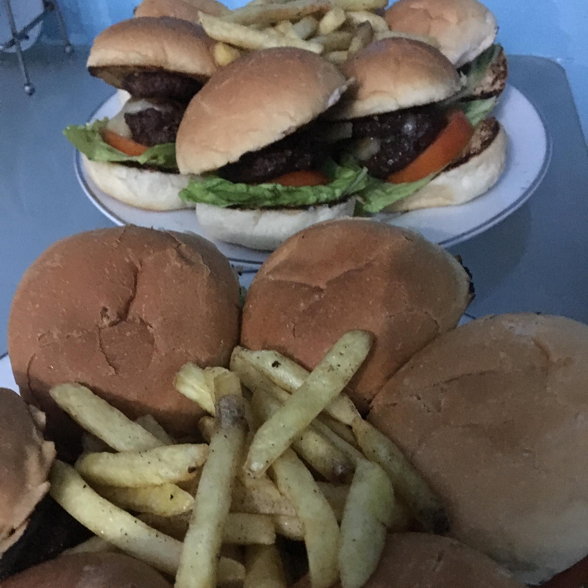 Chipotle Taco Burger Nuhai Baaba