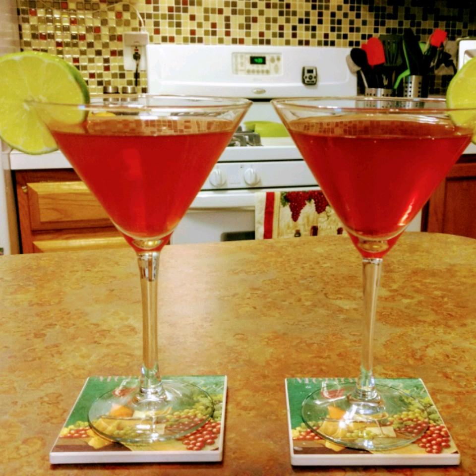 Cosmopolitan Cocktail Cristina