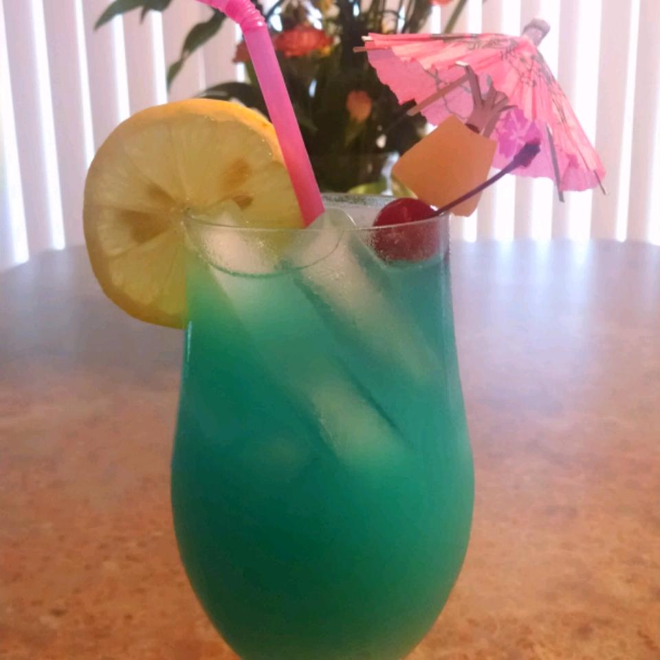 Blue Hawaiian Cristina