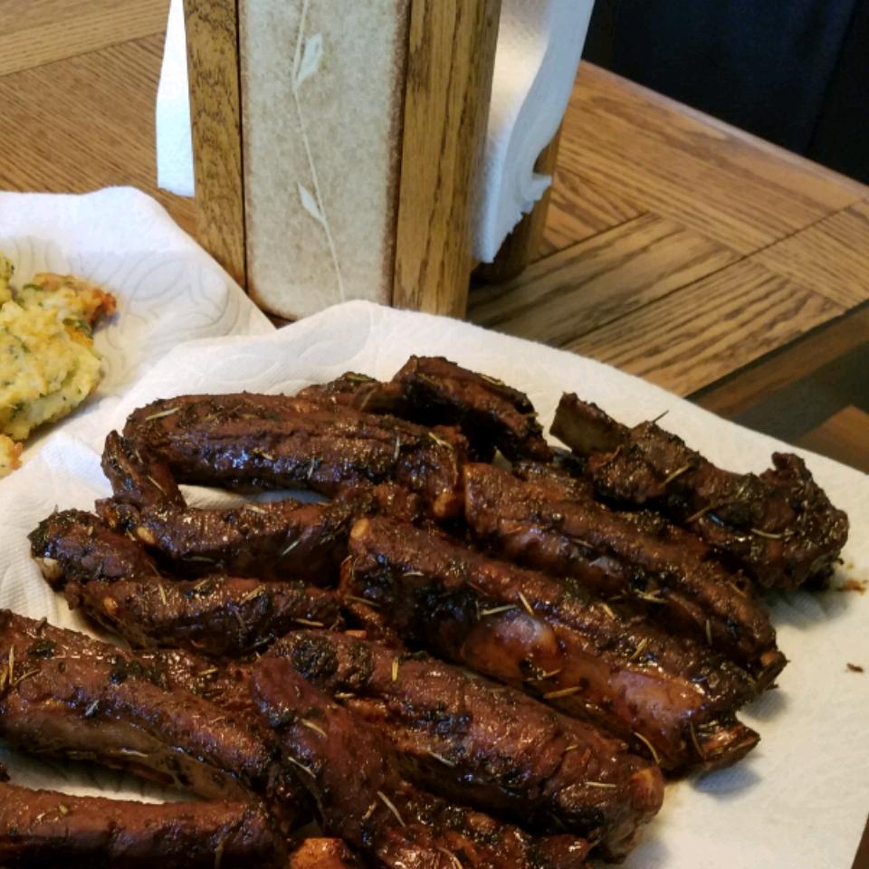 Mom's Stovetop Pork Ribs Zachary Stallings
