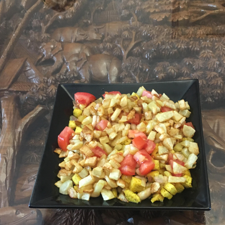 Ultimate Tofu Breakfast Burrito Bowls Irene Vamvakaris