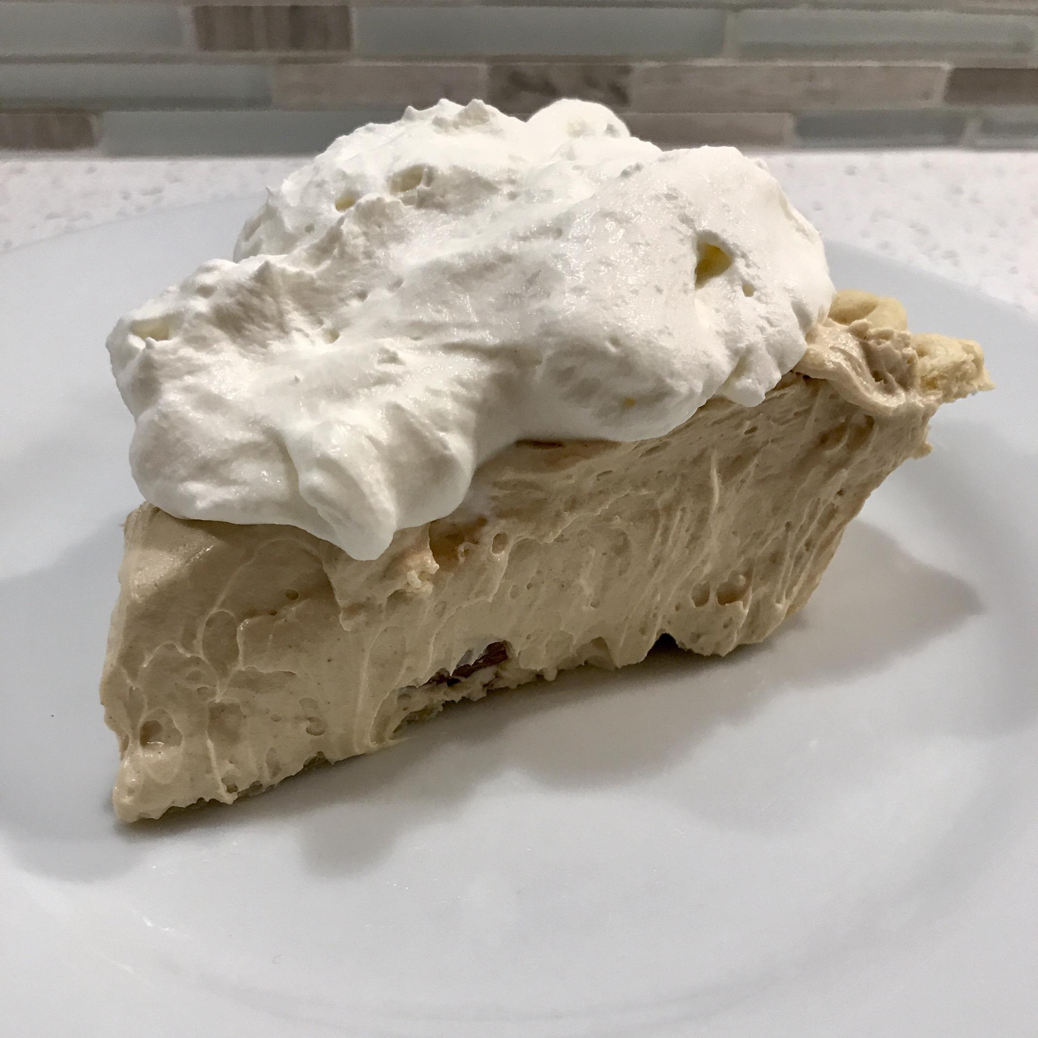No Bake Peanut Butter Pie Laura Hughes - larson