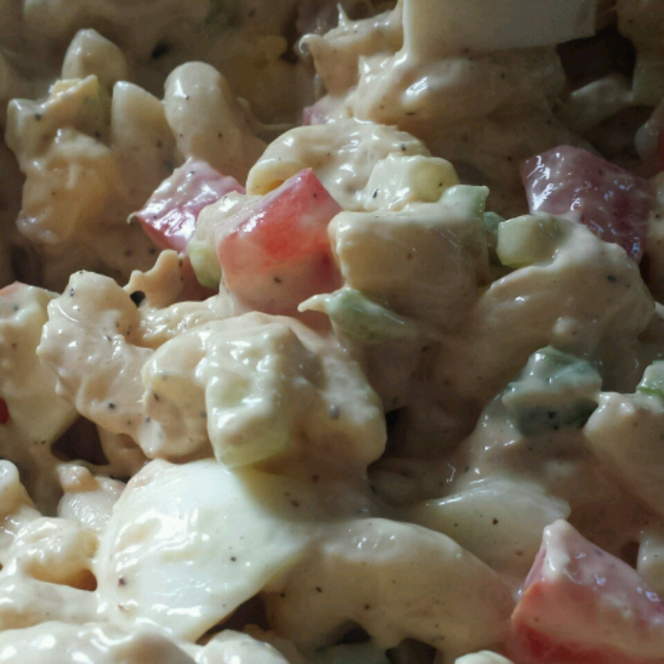 The BEST Macaroni Salad You Will EVER Have!! MumUv2