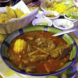 Caldo De Res (Beef Soup) Brian Durkin