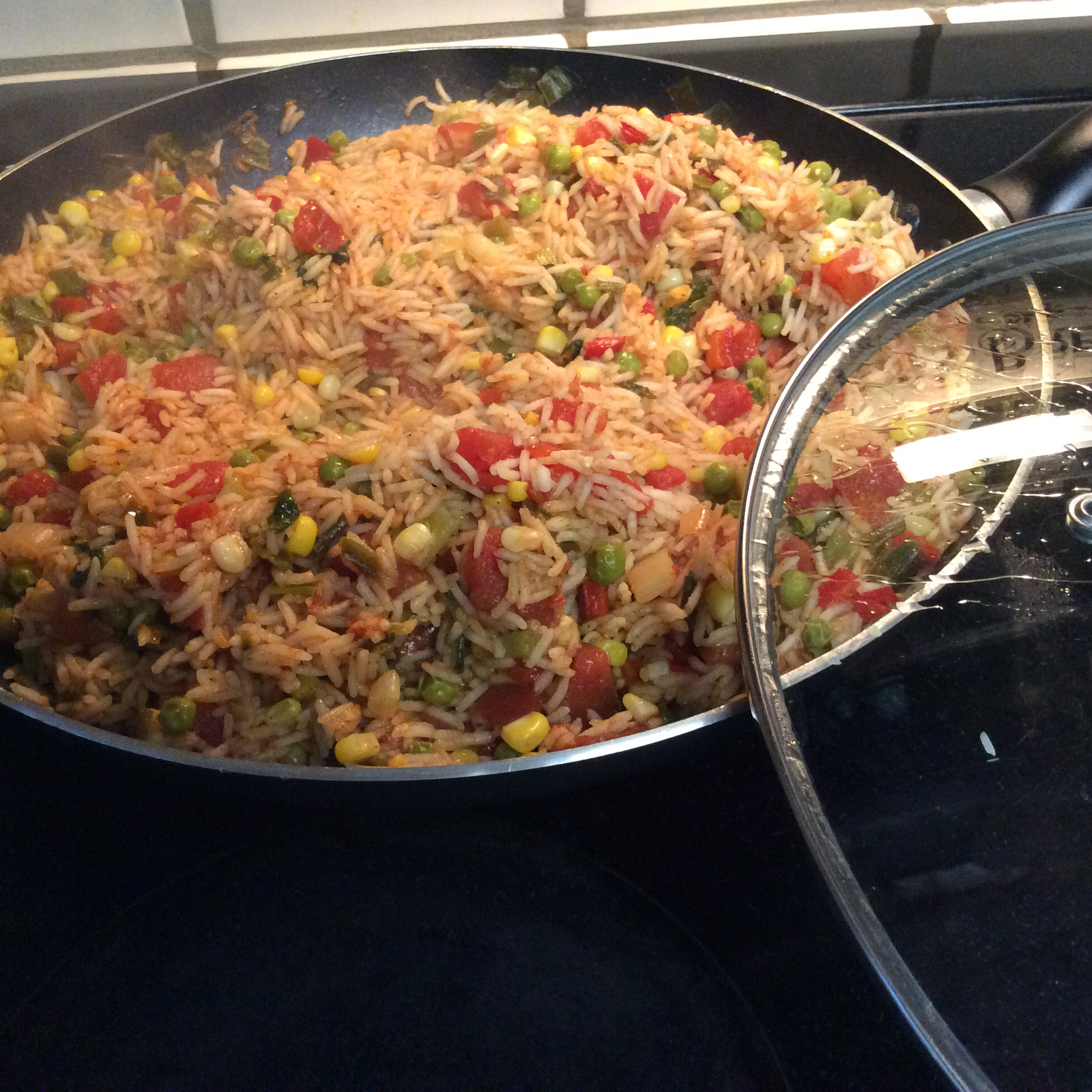 Better Spanish Rice Jhane