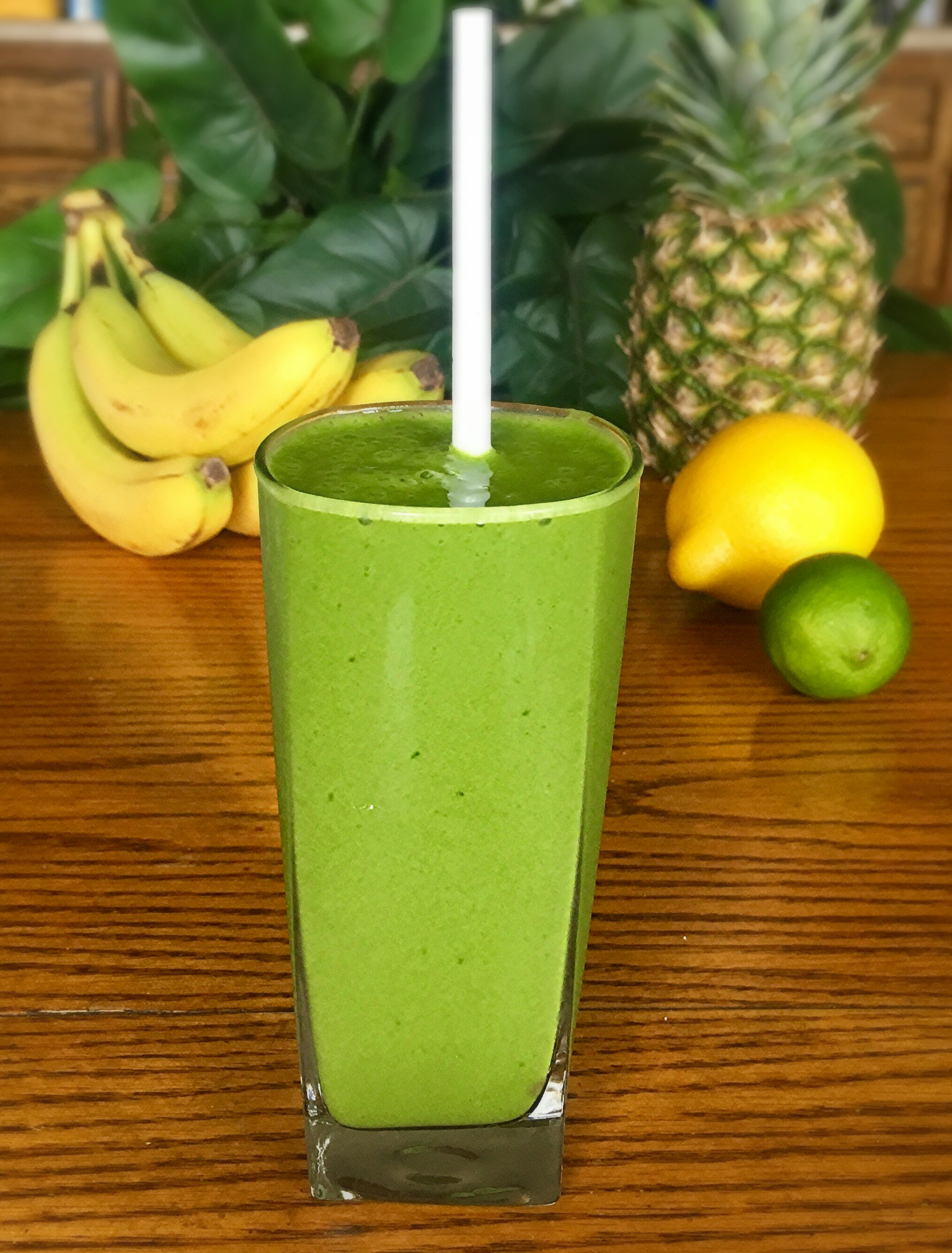 Green Power Mojito Smoothie