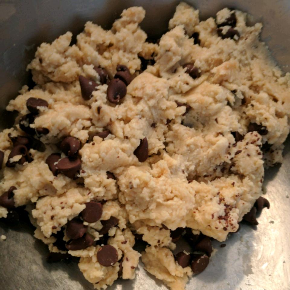 Edible Cookie Chip Dough