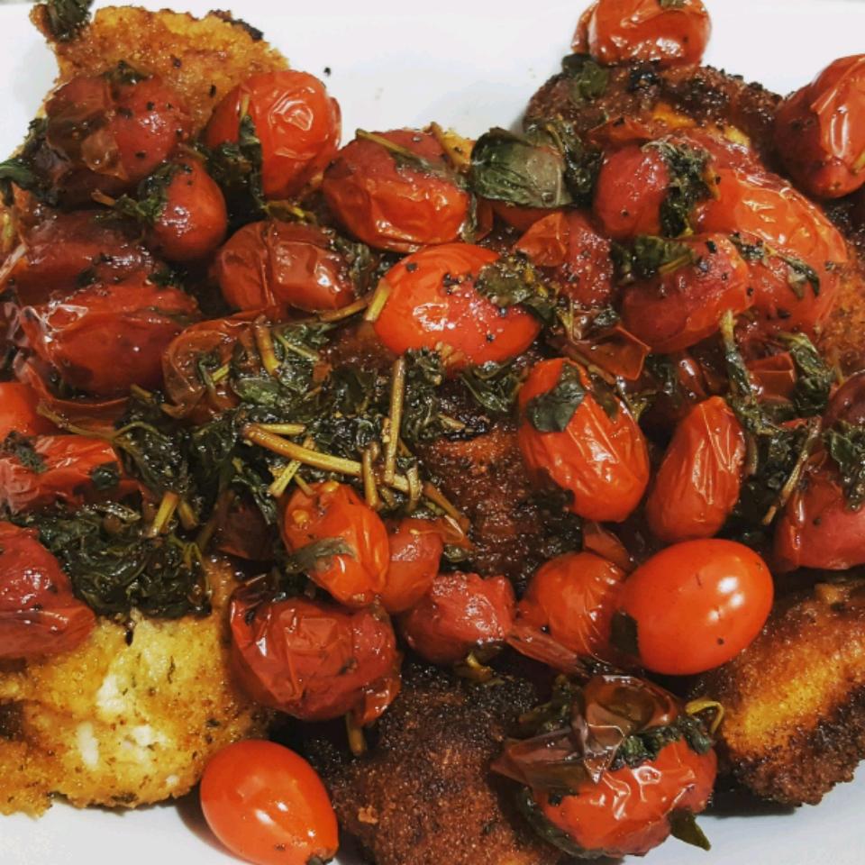 Tomato Basil Chicken Lozarim Ignacio Atencio