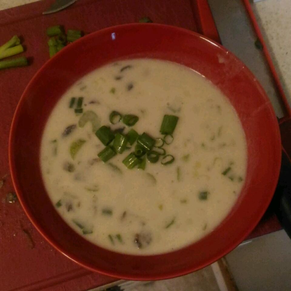 Creamy Escargot Soup Patrick Dursi