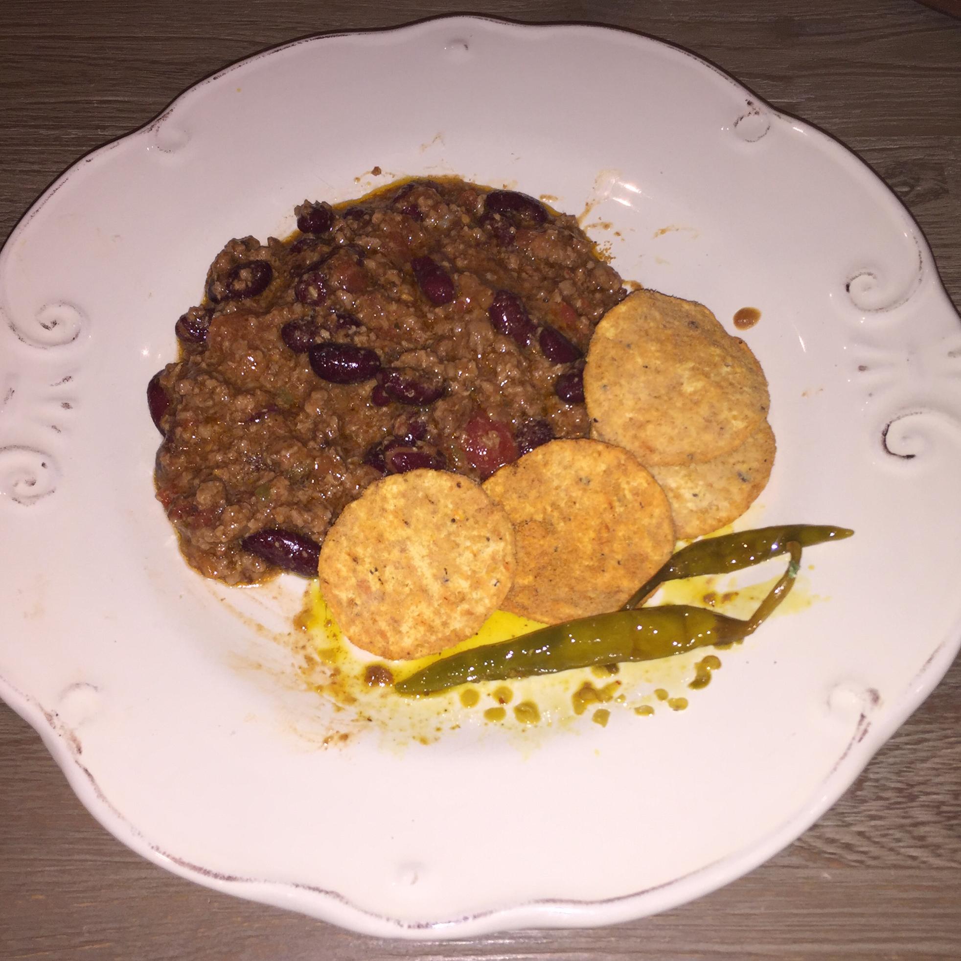 Chili con Carne III zeldalyn