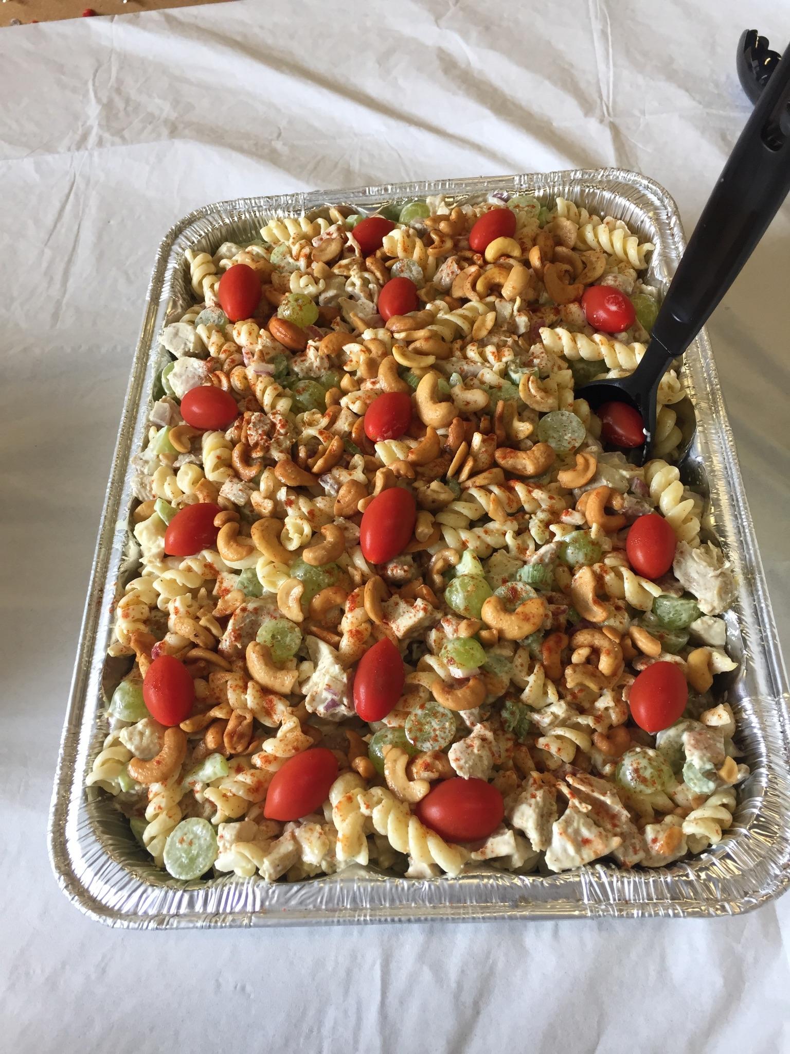 Chicken Cashew Salad Steve Poole