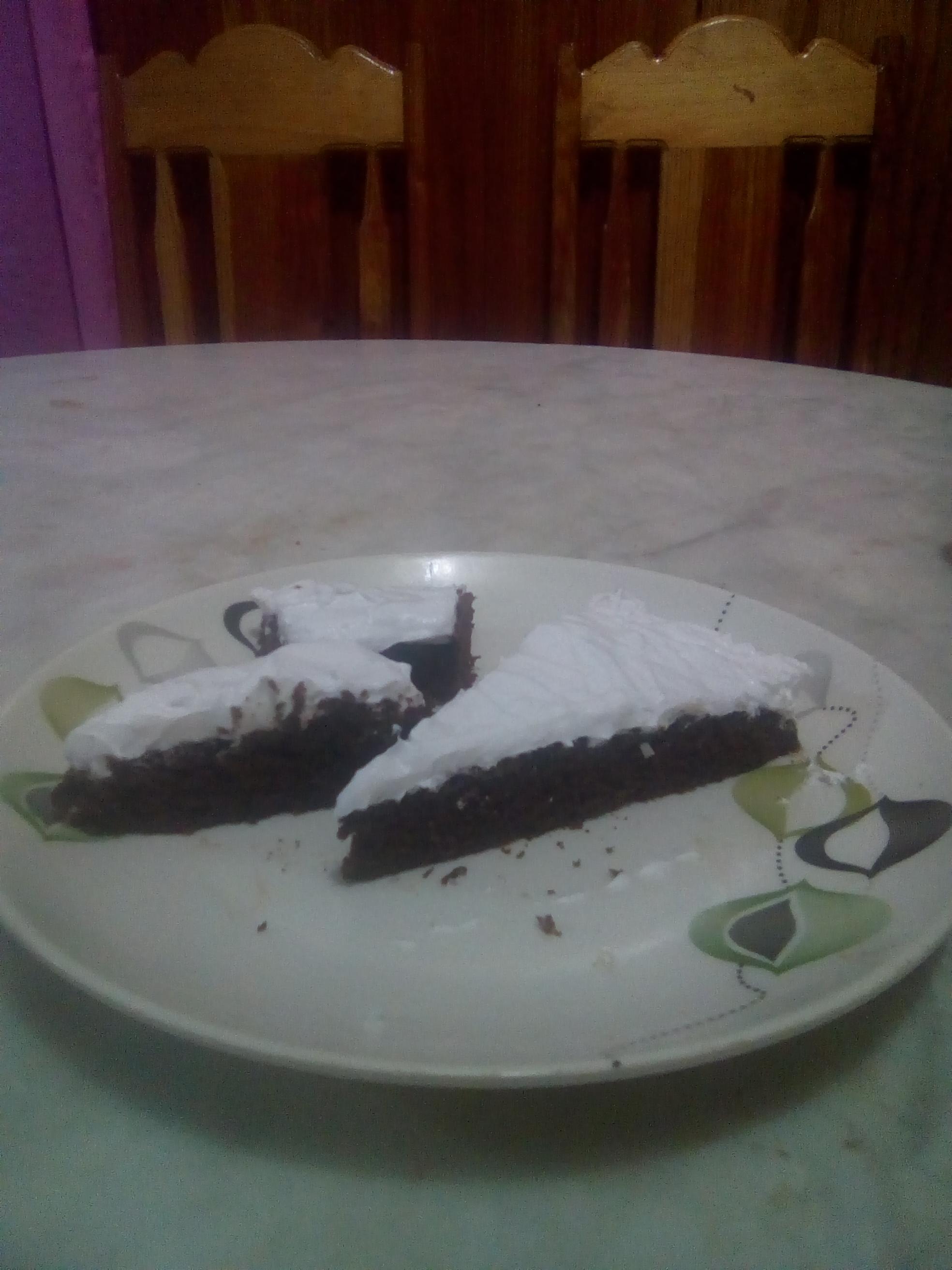 Wacky Cake VIII Alyson Banagao