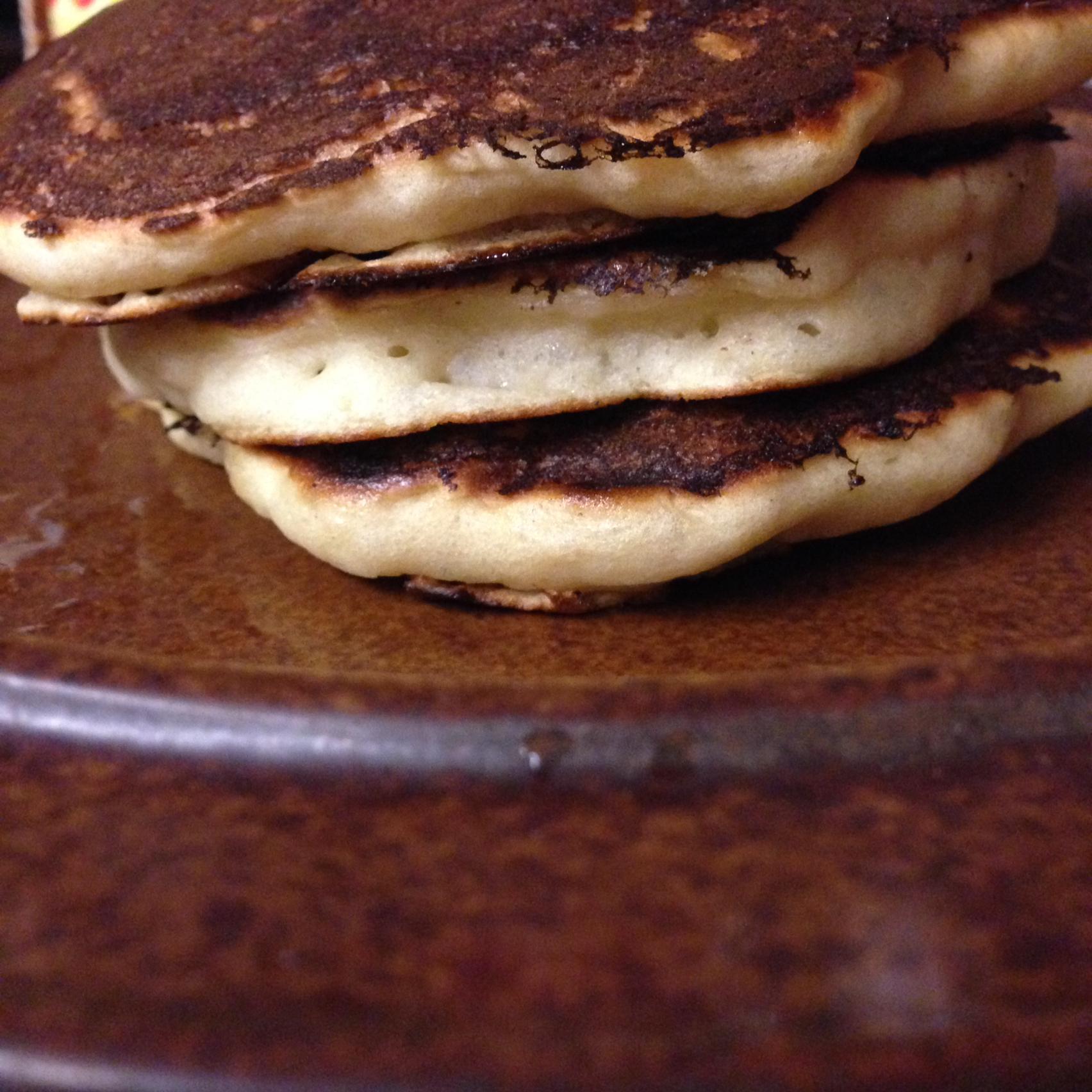 Greek Yogurt Pancakes vilhelmiina