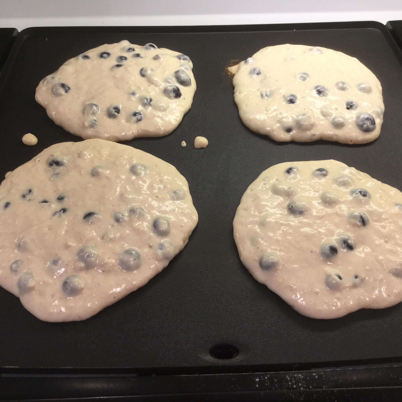 Blueberry Pancakes Nick Sitzman
