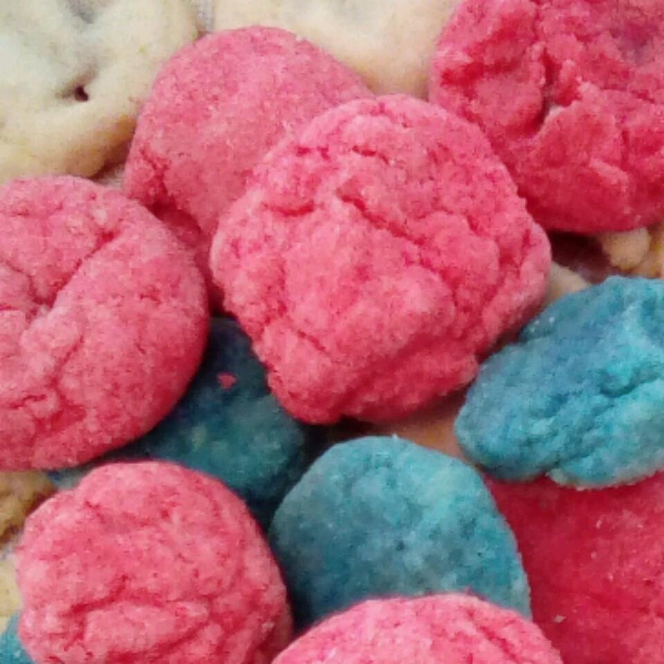 Spool Sugar Cookies Maci