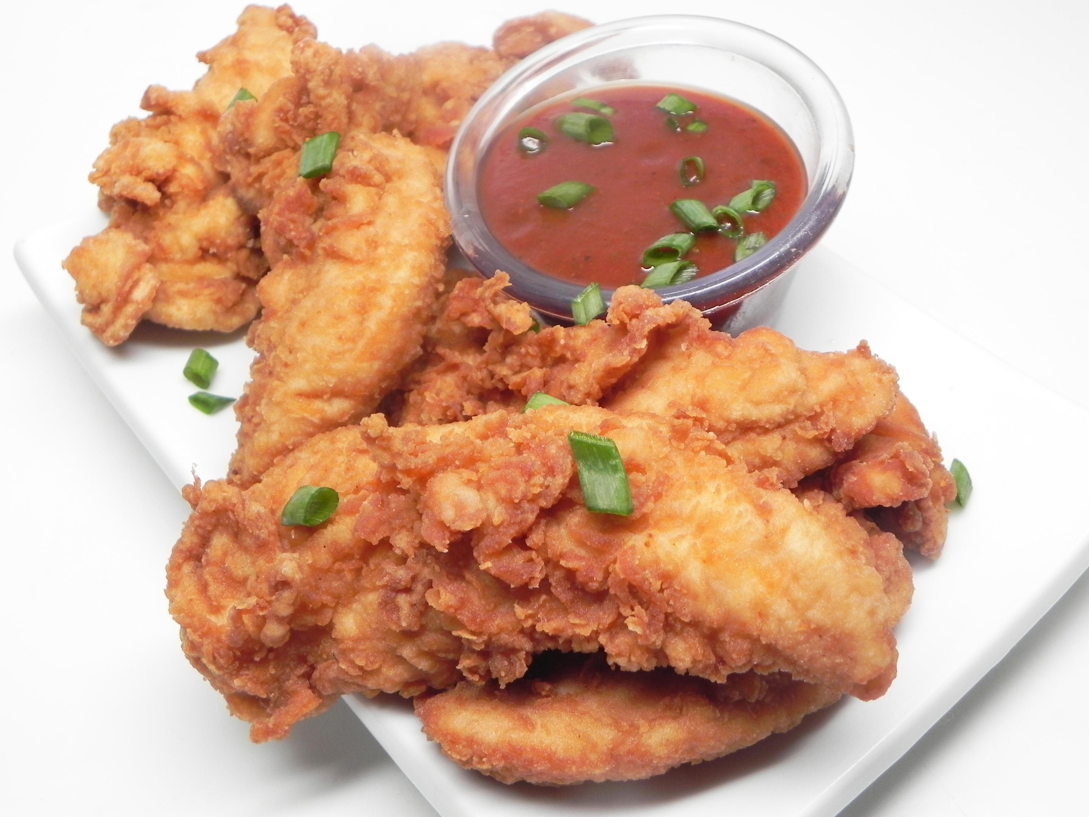 CSC (Cinnamon Sugar Cocoa) Fried Chicken Strips Jhustin Pierce